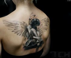 engel tattoo