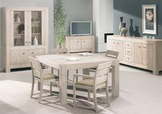 doris la salle manger en chne est disponible en plusieurs coloris meubles