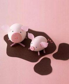 Petit cochon rose