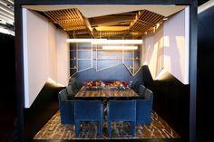 M Moser Associates #diningbydesign #tabletop