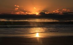Chilly Sunrise Hollywood Beach ...