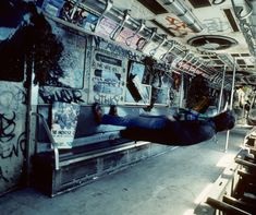 Turned over subway car in Jersey City scrapyard, Photography by Steven Siegel Street Photography, Art Photography, 1990 Style, 50 Wedding Anniversary Gifts, Cool Journals, S Bahn, Nyc Subway, Metro Subway, New York Photos