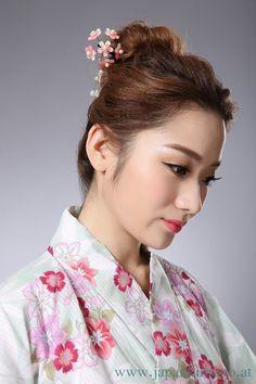 Bestellen Sie sich ihren original japanischen Yutataka - ein schönes Geschenk weibliche für Japan-Fans, die sich gerne authentisch kleiden möchten!