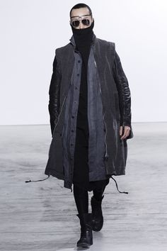 Boris Bidjan Saberi Fall 2016 Menswear Collection Photos - Vogue