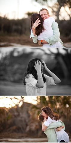 Jekyll Island Surprise Proposal by Sarah DeShaw Photography