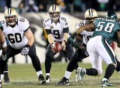 Drew Brees: New Orleans Saints vs. Philadelphia Eagles 2014