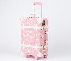 My sis & I loved Little Twin Stars as a kid because we were twins...would love this : ) Little Twin Stars Vintage Suitcase: Clouds