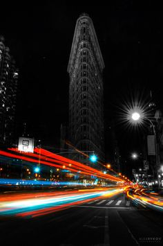 new york #flat iron building #nyc #manhattan