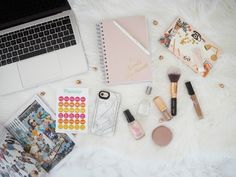 My Essential Blogging Kit | Sponsored | Jasmine Talks Beauty  #bblogger #bbloggers #lblogger #lbloggers #beauty #lifestyle #blogging #flatlay #stationery #planning #organised #macbookpro #camera #photography #lumeecase #kikkik #riflepaperco #ukblogger #discoverunder100k