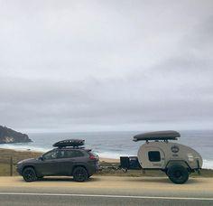 Jeep Cherokee Trailhawk Jeep Trailhawk, Jeep Cherokee Trailhawk, Jeep Cherokee Accessories, Jeep Accessories, Off Road Camping, Jeep Mods, Teardrop Campers, Car Essentials, Camper Caravan