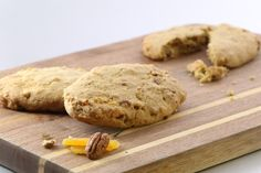 Pecan Apricot Brown Sugar Cookie - American Pecan Council