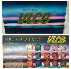 Lip Drama > Sneak Peek: Urban Decay Vice 3 Palette