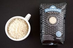 Kilombero rice packaging