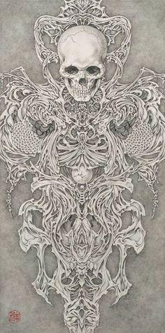 Art by Takato Yamamoto.http://www.akatako.net/catalog/japanese-artists/takato-yamamoto