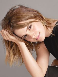 """ewatsondaily: """"Emma Watson photographed by Kerry Hallihan for Entertainment Weekly, March 2017. """""""