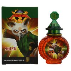 DreamWorks Kung Fu Panda 2 Shifu 1.7-ounce Eau de Toilette Spray