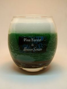 Pine Scented Candle, 14oz, Pine Candle, Scented Candle, Pine Candles, Pine Scent, Glass Jar, Handmade Candle, Christmas gift, Heaven Senses by HeavenSenses on Etsy