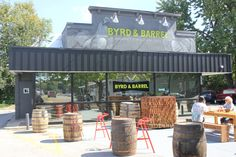 Byrd & Barrel