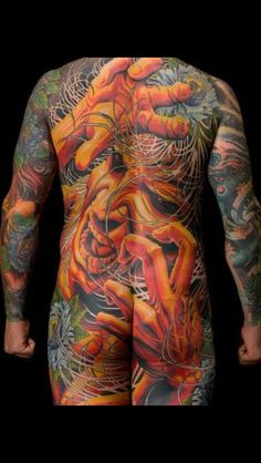1000 images about tattoos i like on pinterest wicked - Wicked 3d tattoos ...