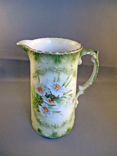 Vintage Antique Pitcher by Winton Grimwade's by GalleryBotanica