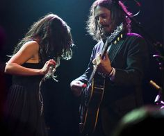 The Civil Wars. In love with their music