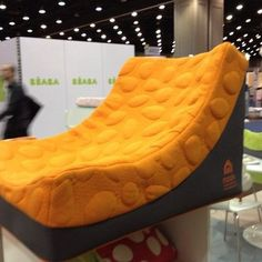 Nook is turning its popular pebbled mattress into a lounger for babies 18 months old and up. It is 19 inches wide, waterproof, and even I fit in it!