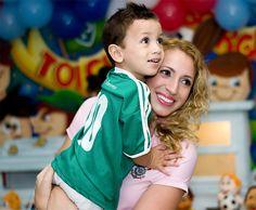Henrique Arruda 3 anos