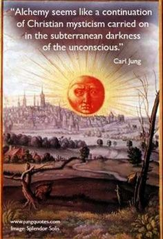 Carl Jung Depth Psychology: Carl Jung and how he got interested in Alchemy