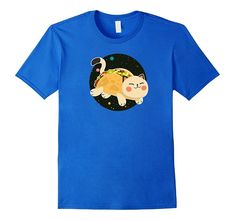 Taco Space Cat T-shirt