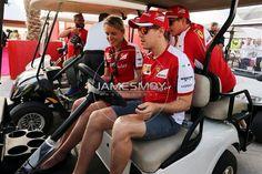 #Kimi #KimiRaikkonen #Raikkonen #iceman #scuderiaferrari #bahgp #redseason #BahrainGp #F1 (friday; 04 17,2015) pic012