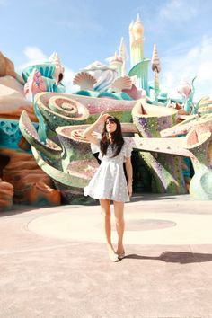 Tokyo Disney Sea - The Cherry Blossom Girl