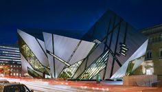 Royal Ontario Museum - Libeskind