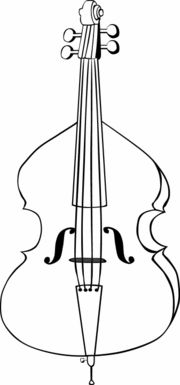 free cello coloring pages - photo#41