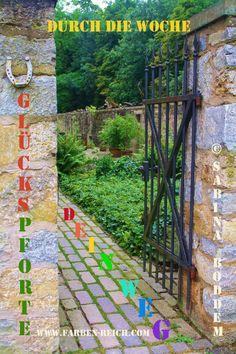 Ich wünsche allen eine glückliche Woche! ♥ www.farben-reich.com