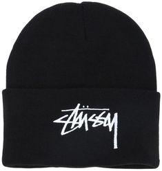 aaa4a64250fce Image result for stussy black beanie