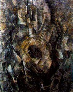 Georges Braque - Mandola