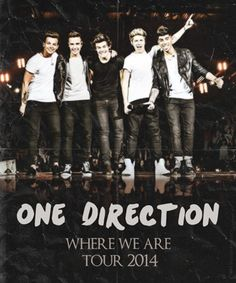 Where we are tour!