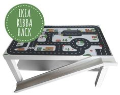 IKEA RIBBA HACK / IKEA LACK HACK - www.limmaland.com