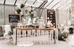 Donut Wall - 9 Ideen für eure Donut Wall und Hochzeit mit Donuts | Hochzeitsblog The Little Wedding Corner