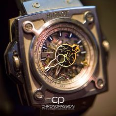 Hublot Antikythera SunMoon, one of the very special pieces from the brand.
