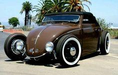VW Bettle - Modificado