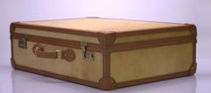 """Pergamentkoffer """"Johann"""" Storage Chest, Suitcase, Bags, Furniture, Home Decor, Custom Cars, Products, Leather, Handbags"""