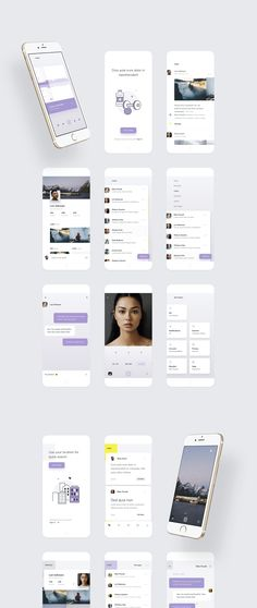 Introducing XD Vol.2, the sequel to our original modern iOS XD UI kit. A sleek & crisp mobile iOS based UI kit built in Adobe XD. XD Vol.2 includes 72 mobile screens ranging over 9 categories; Splash, Onboarding, Feed, Profile, Messaging, Video, Audio, Settings, & Camera. With over 300 UI Elements, vector icons, and 8 illustrations, this XD kit is sure to speed up your workflow!