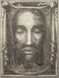 Eternal Father, we offer Thee the Holy Face of Jesus, covered with blood, sweat, dust and spittle, in reparation for the crimes of communists, blasphemers, and for the profaners of the Holy Name and of the Holy Day. Amen. Oh my God forgive us our sins and lead us to life everlasting. Amen