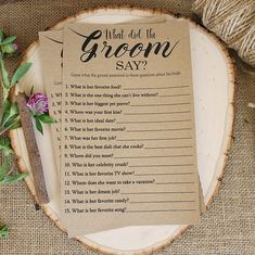 e3273320e0a7 Handcrafted Wedding and Bridal Printables by SayIDoPrintables. This modern take  on ...