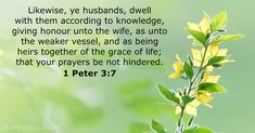 62 Bible Verses about Prayer - KJV - DailyVerses.net Bible Verses About Prayer, Bible Scriptures, 1 Peter 3, Bible Verse Pictures, Biblia Online, How To Be Graceful, How He Loves Us, Favorite Bible Verses, Praise The Lords