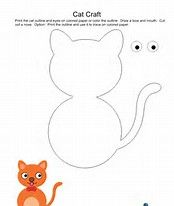 Craft Day Father For Toddler Art Activities Paper Animal Crafts, Paper Animals, Toddler Art, Toddler Crafts, Crafts For Kids, Art Activities For Toddlers, Printable Activities For Kids, Animal Activities, Farm Crafts