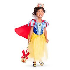 Halloween with LiteMF! Snow White Costume for Kids