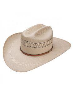 2d8550b4a12 Resistol Open Range - (50X) Straw Cowboy Hat