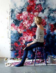 MUSE | BLOOMS Artist Bobbie Burgers